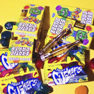 Buy Gushers exotic carts